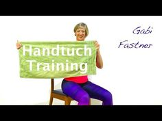 20 min. Rücken-Gymnastik im Sitzen - YouTube