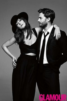Love this pictures of Jamie and Dakota #fiftyshades