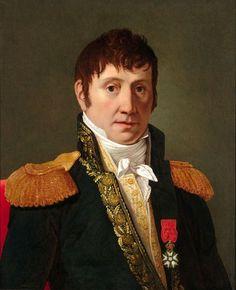 Nicolas Soult, 1er. Duc de Dalmatie et de l'Empire, Maréchal de France (1769-1851).