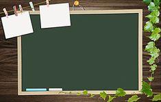 Classroom Blackboard Background