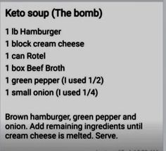 The bomb 30 17 carbs entire recipe 7 54 1 4 recipe 131 4 grams protein entire recipe 32 85 1 4 recipe Ketogenic Recipes, Low Carb Recipes, Diet Recipes, Recipies, Keto Foods, Tartiflette Recipe, Smoothie Fruit, Cena Keto, Desserts Keto