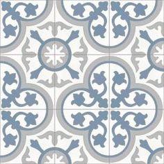 Antique cement tiles   MOSAIC DEL SUR Pattern 10728