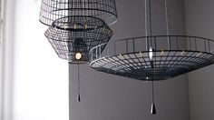 Exploded View lights — VANTOT Designers Design Academy Eindhoven