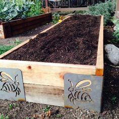 Art of the Garden Organic Compost, Raised Beds, Seeds, Garden, Outdoor Decor, Flowers, Art, Art Background, Garten