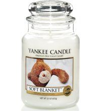 Yankee Candle Soft Blanket:  The perfect name for the perfect scent.
