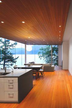 Gambier Island House by Mcfarlane Biggar Architects  Luxury Photography - KouraJewels