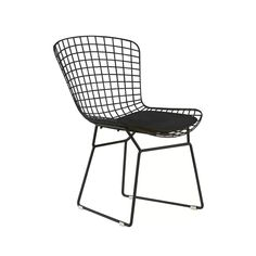Elle Decor Holly Wire Dining Chair & Reviews | Wayfair.ca