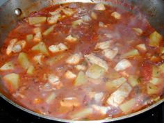 Kerr Lake Catfish Stew (sub salmon) Seafood Recipes, Soup Recipes, Catfish Recipes, Cajun Recipes, Cajun Food, Louisiana Recipes, Yummy Recipes, Fun Cooking, Home