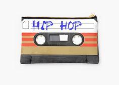 Hip Hop  Music Cassette tape by RestlessSoul