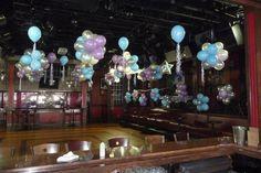 Balloon Decorations, Dorm Decorations, Birthday Party Decorations, Wedding Decorations, Prince Birthday Party, Birthday Parties, Ceiling Decor, Ceiling Lights, Hanging Balloons
