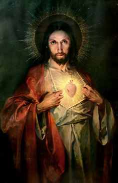 """sermoveritas: """" If only we were consumed by the Divine furnace of love! Instead we allow ourselves to burn with our passions and the things of this world. Let us humbly ask our Lord Jesus to give us a..."""