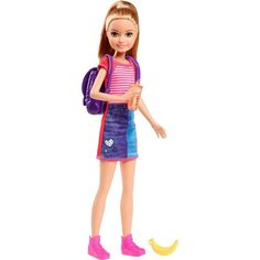 Barbie Team Stacie Doll Smoothie Playset With Accessories : Target Barbie Stacie Doll, Barbie Doll Set, Barbie Sets, Doll Clothes Barbie, Barbie Doll House, Barbie Dream House, Barbie Stuff, Barbie Chelsea Doll, Barbie Online