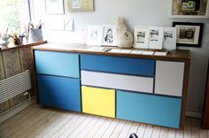 Chest of drawers - Stonermakes