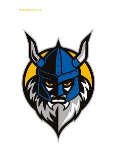 Vikings Basketball on Behance