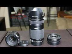PhotographerTips DSLR Photography Tutorials - Introduction to Camera Lenses - PhotographerTips