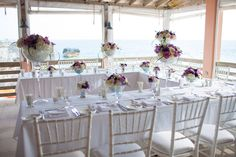 We'll set the table for you just the way you like it. Table decor ideas! #wedding #TheReefs #BeachWedding