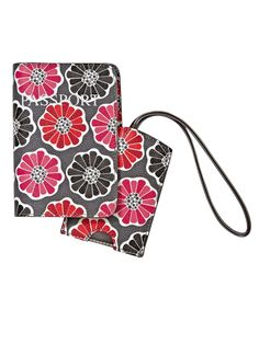83 Gifts Under $50 for Everyone on Your List--For your mom (and aunt, and MIL)  Inspiration to take that dream trip. Passport set, $38; verabradley.com.
