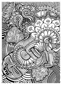 Zentangle Art Work