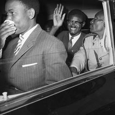 The Great Patrice Lumumba.