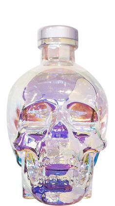 Crystal Head Aurora Vodka | Next Day Delivery | 31DOVER.com