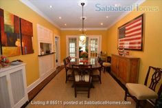 SabbaticalHomes - Home for Rent Washington District of Columbia 20007 United States of America, Glover Park DC