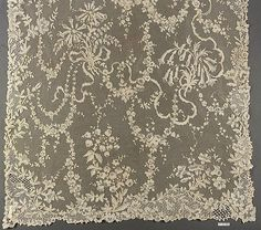 Scarf   French   The Metropolitan Museum of Art