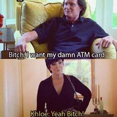 27 Bruce Jenner Quotes ---- these are fabulous. that show is such a guilty pleasure