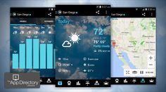 Android has what seems like a billion different weather apps available, but when it comes to getting the essential in an easy-to-read fashion, we prefer 1Weather.