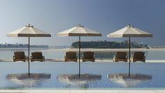 Waldorf Astoria Dubai Palm Jumeirah Hotel, UAE - Infinity Pool