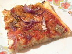 Sfincione (pizza siciliana)
