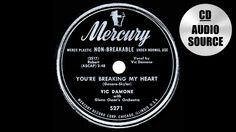 1949 HITS ARCHIVE: You're Breaking My Heart - Vic Damone (his original #...