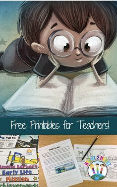 FREE Printables for teachers! Our Library of Classroom Printables is updated every month with new FREE resources just for elementary teachers. Join our newsletter to become a member today!