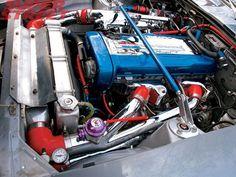 RB26DETT in 1971 Datsun 240Z