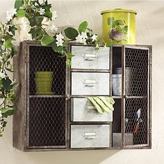 Wall-mount Organizer from Ginny's ®
