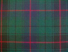Davidson Clan Modern tartan
