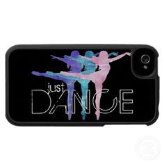 Just Dance iPhone 4 Case....I want this lol except for I don't have an iPhone :-(