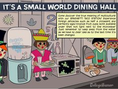It's a Small World After All: College Humor Explains 6 Ways that College is like Disney World [COMIC] - https://magazine.dashburst.com/college-like-disney-world-college-humor/