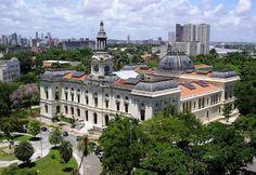 Faculdade de Direito do Recife, Pernambuco.