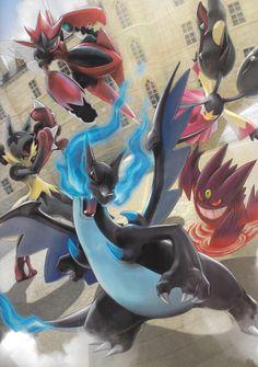 Mega Pokémon