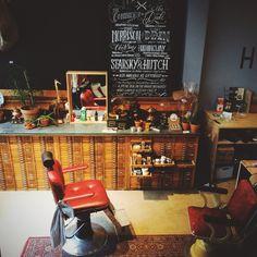 best barbershop interior i have seen so far!
