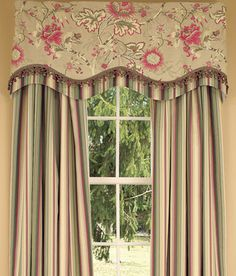 scalloped curtains google search