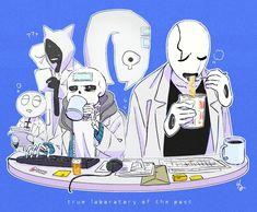 °*Undertale And Different Au*°. Undertale Gaster, Undertale Memes, Undertale Drawings, Undertale Ships, Undertale Cute, Undertale Fanart, Science Sans, Toby Fox, Body Drawing