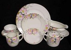 nippon china | Tri-State Antiques Limoges, Noritake, Nippon, & Other Fine China