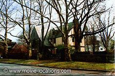 The Godfather filming location: Corleone compound, Longfellow Road, Staten Island