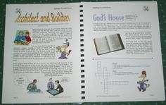 BibleSchoolResources.Net: Free Building Up God's House VBS Materials