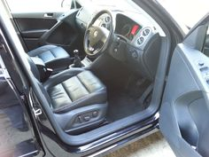 Interior cleaned and finished with Werkstat Prot
