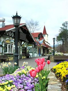 Helen, GA, the only Bavarian town in the South!