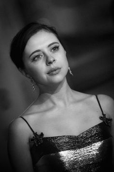 Bel Powley, star of The Diary of a Teenage Girl, was nominated for the EE Rising Star Award. | These Photos Make The 2016 BAFTAs Look Like The Golden Age Of Hollywood