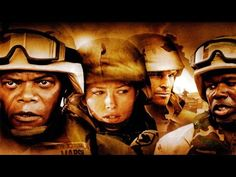 Samuel Jackson/Jessica Biel (Full Movie War Drama)