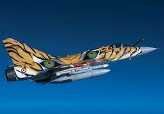 Mirage 2000. Ron Kellenaers